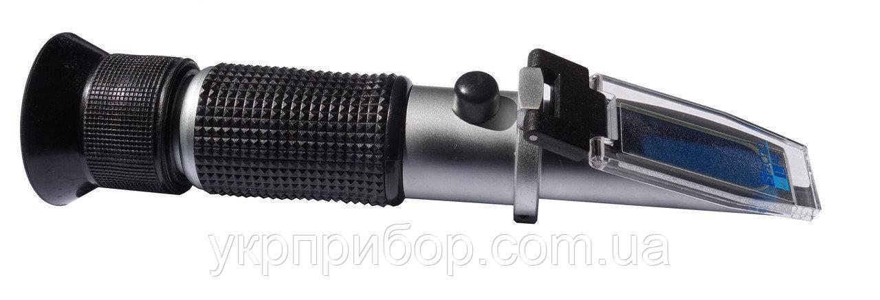 Рефрактометр ручной VBR80, 0-80% Brix