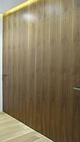 Двери скрытого монтажа и декоративные панели.