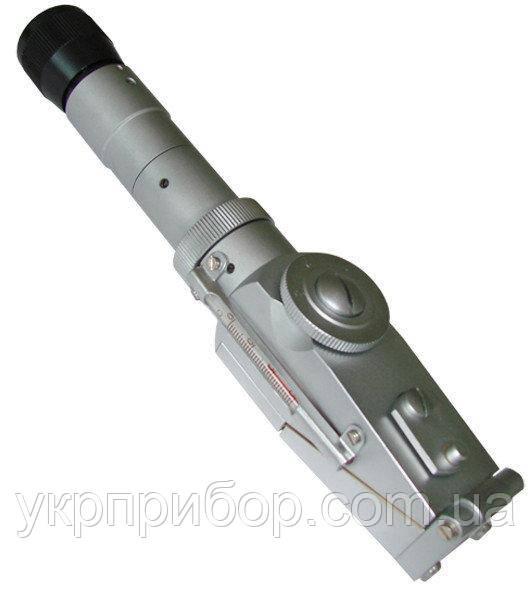 Рефрактометр ручной VBR-90S, RSA-BR90S, 0...42; 42...71; 71...90 Brix