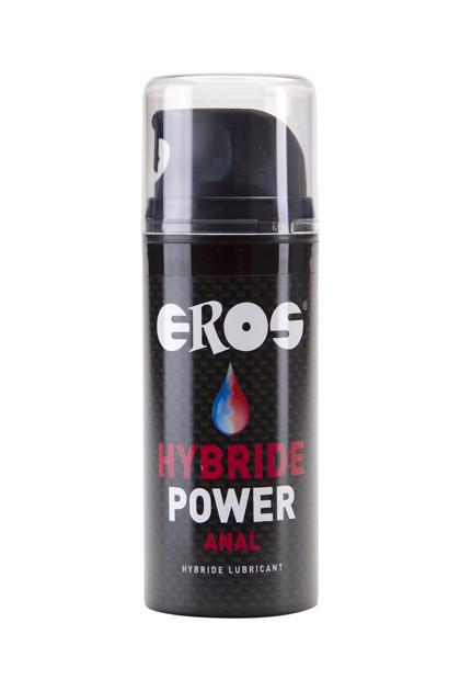 Лубрикант для анального секса на водно-силиконовой основе Eros Hybride Power Anal 100 ml