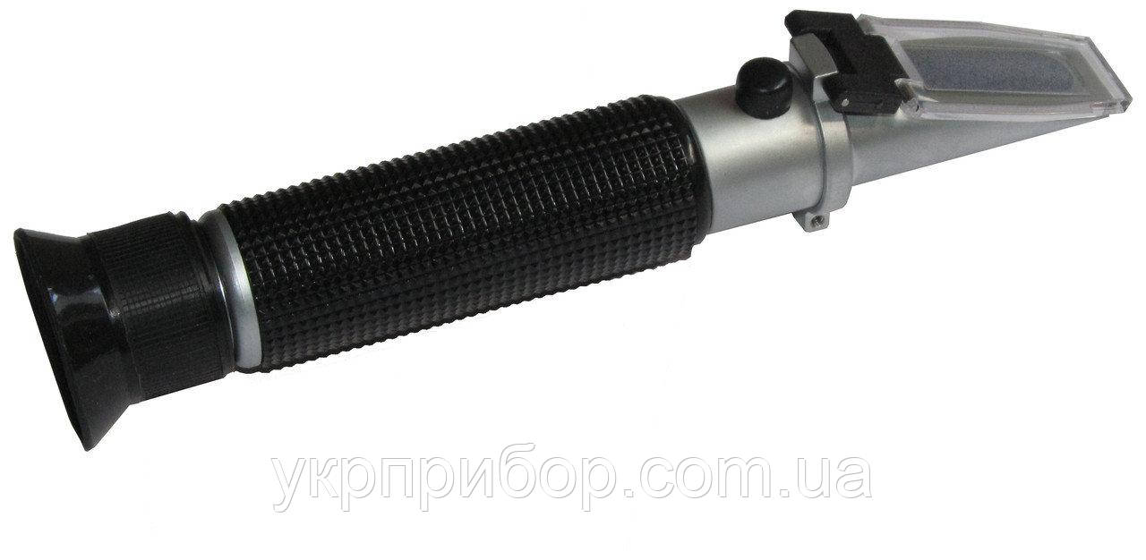 Рефрактометр ручной VBR-10, RSA-BR10, 0-10% Brix