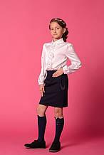 Школьная юбка для девочки Школьная форма для девочек Новая форма Украина АННА