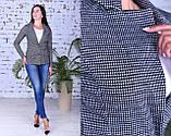 Модный женский пиджак,размеры:44,46,48,50., фото 2
