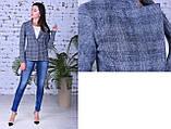 Модный женский пиджак,размеры:44,46,48,50., фото 3