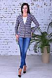 Модный женский пиджак,размеры:44,46,48,50., фото 4