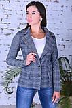 Модный женский пиджак,размеры:44,46,48,50., фото 6