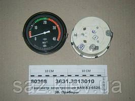 Тахометр электронный КАМАЗ-6520, 6460, автобус (Владимир), 3631.3813010