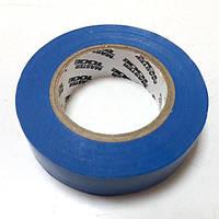Стрічка ізоляційна Mastertool - 15м х17х0,15мм синя