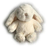 "Зайчик ""Bouncy Bunny - White"", 15 см"