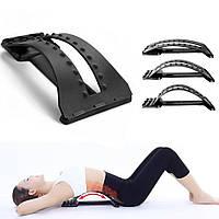 Тренажер для спины Magic Back мостик тренировочный для позвоночника