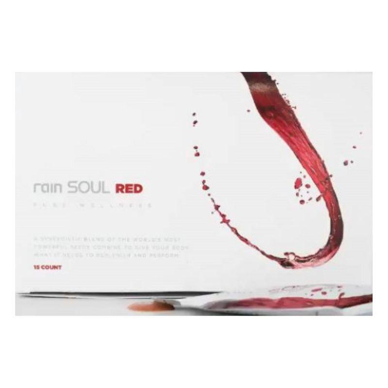 RAIN SOUL RED Клітинне харчування, упаковка 30 пакетиків по 60 мл Рейн Соул Ред