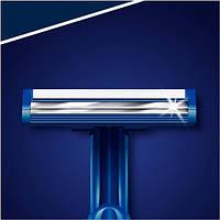 Бритвенный станок Gillette Blue 2, 10 шт, фото 1
