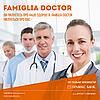 FAMIGLIA DOCTOR від ПРАВЕКС БАНКУ для лікарів - Ви піклуєтесь про наше здоров'я, ми піклуємось про Вас!