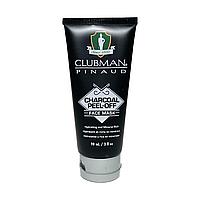 Очищающая черная маска на основе угля CLUBMAN Charcoal Peel-Off Face Mask, 90 мл