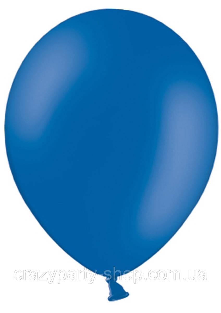 Воздушный шарик 10 дюймов синий