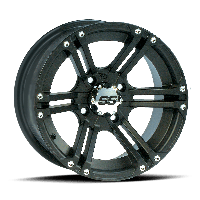 Колесный диск на квадроцикл — ITP SS212 Black 14×8 5+3 4/136, фото 1
