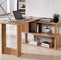 Стол письменный, компьютерный Люкс, фото 1