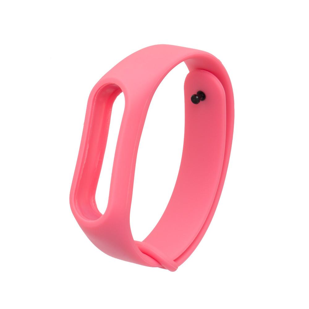 Оригинальный ремешок для фитнес-браслета Xiaomi Mi Band 2, Pink