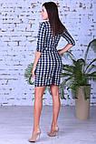 Модное женское платье,ткань французский трикотаж,размеры:44,46,48., фото 5