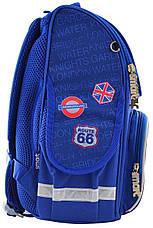 Рюкзак школьный, каркасный 1 Вересня Smart PG-11 London, фото 2