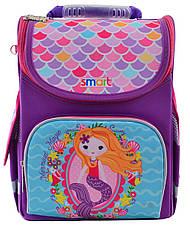Рюкзак школьный, каркасный 1 Вересня Smart PG-11 Mermaid, фото 3