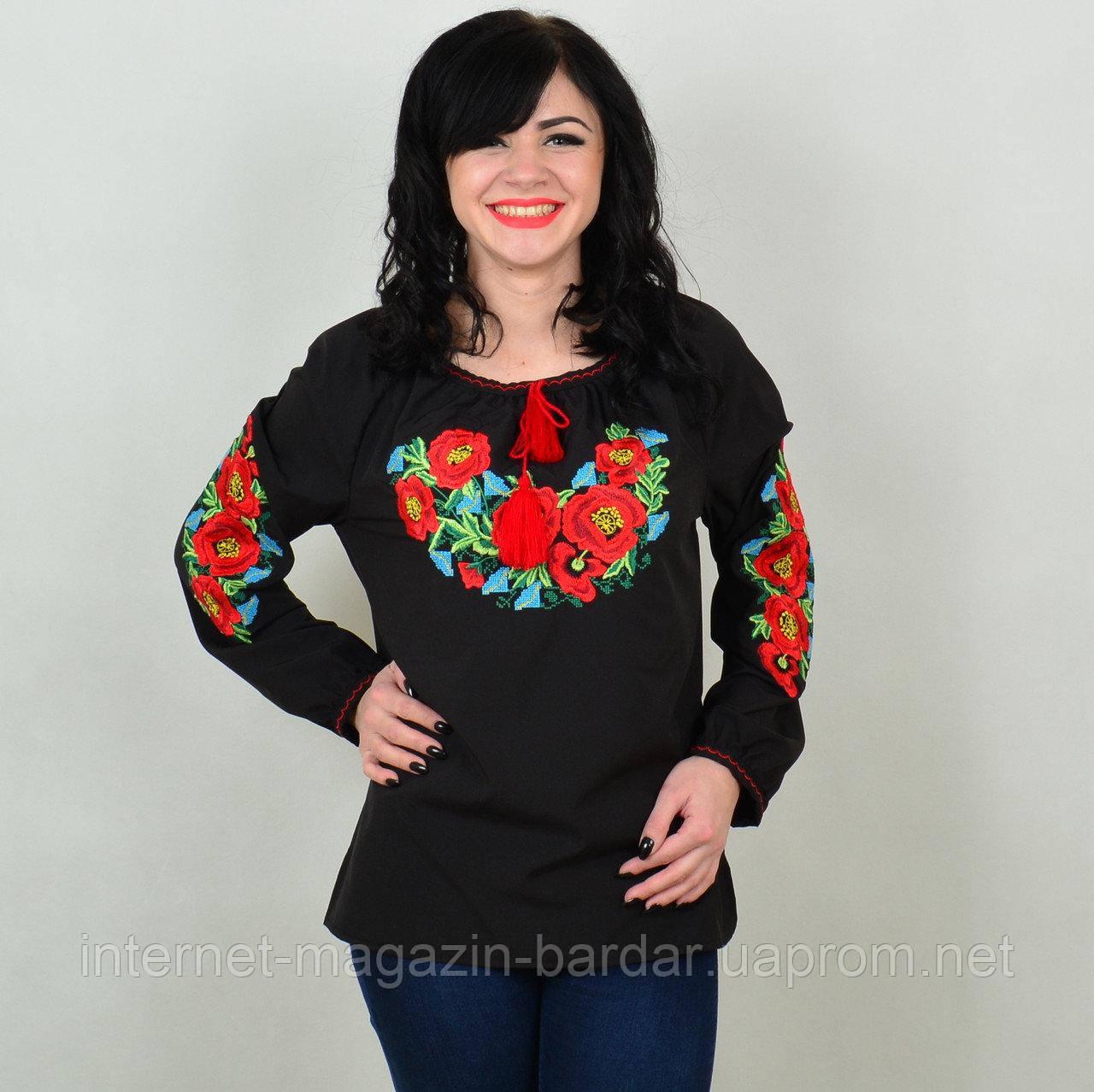 """Женская блузка вышиванка """"Роксолана"""""""