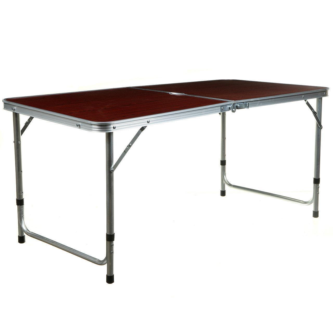 Стіл розкладний плюс 4 стільця Folding table