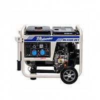 Дизельный генератор Malcomson ML5500‐DE1 (5 кВт, ел. стартер, ATS)