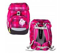 Школьный рюкзак для девочек Ergobag Prime PrimBear Ballerina