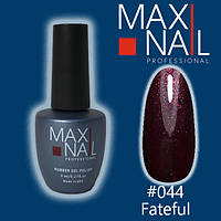 Гель-лак MaxiNail rubber gel polish №044