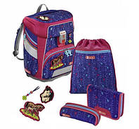Школьный рюкзак для девочек HAMA Step By Step Лошадь + 2 пенала + сумка для спортивной обуви