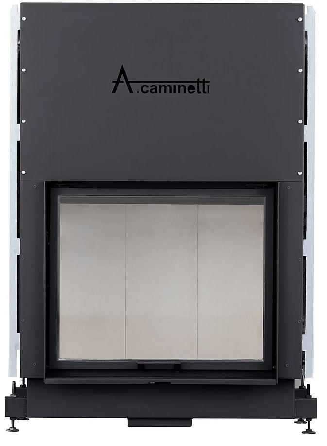 Каминная топка A.CAMINETTI FLAT 90X70 (2019)