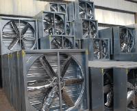Осевой промышленный вентилятор Турбовент VSH 620