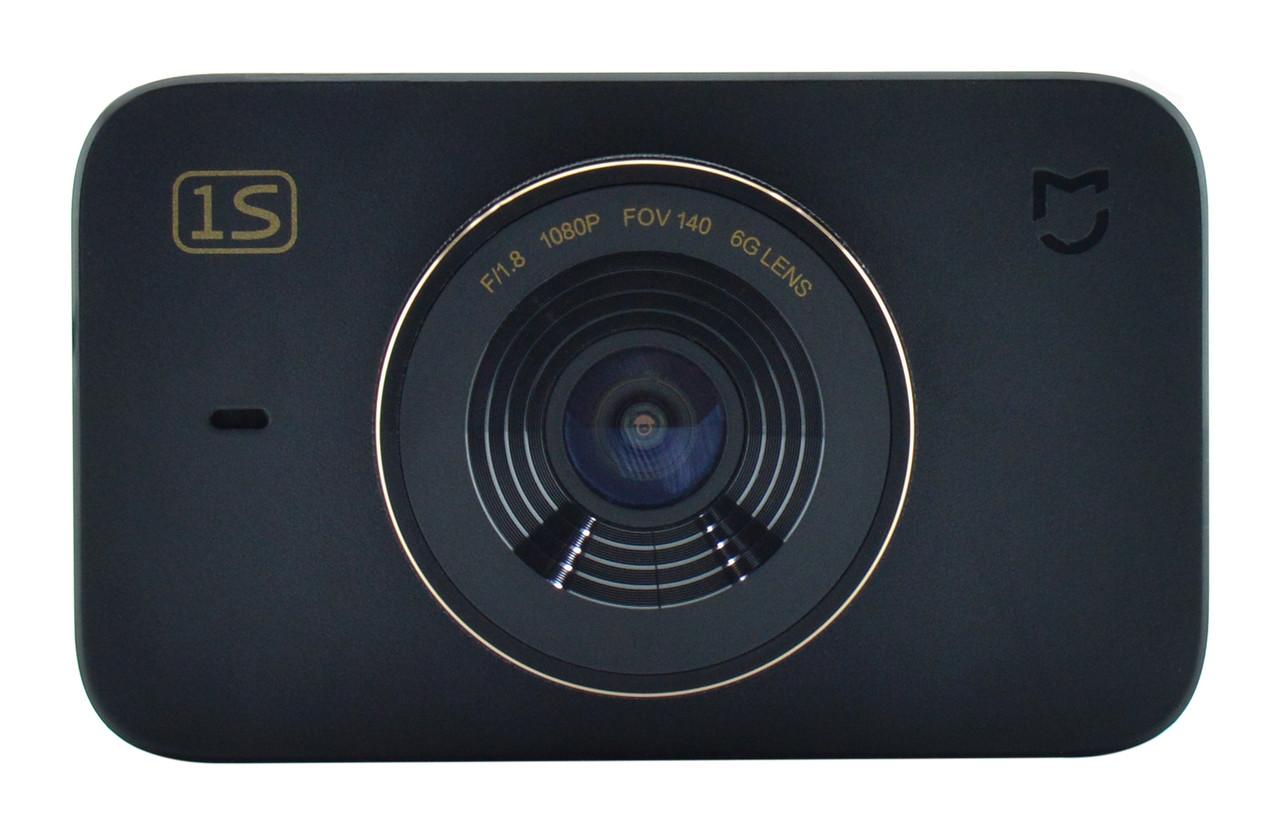 Видеорегистратор Xiaomi MiJia Car DVR 1S Черный (MJXCJLY02BY)