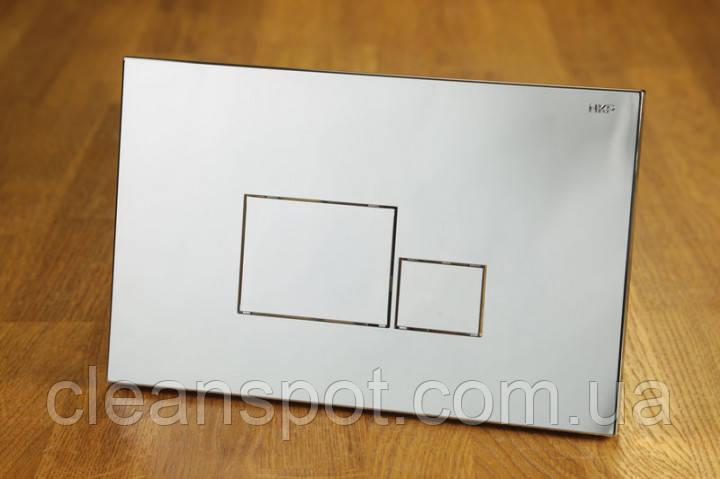 Смывные клавиши для бочков скрытого монтажа квадрат NKP