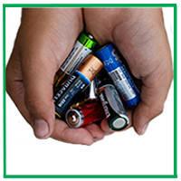 Пальчиковые батарейки АА