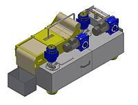 Фильтрация СОЖ система очистки с фильтром транспортером