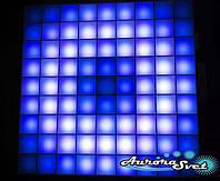 Светодиодная пиксельная панель напольная F-111-9*9-6-С, фото 1