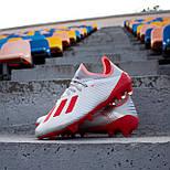 Бутсы Adidas Predator (44 размер 28 см), фото 8