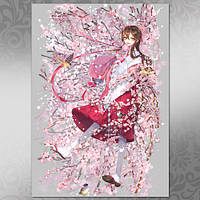 Плакат Mystic Messenger 019