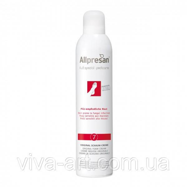 Захисна крем-піна для ніг від грибкових інфекцій, 300 мл Fußspezial Original Schaum-Creme Allpresan (7)