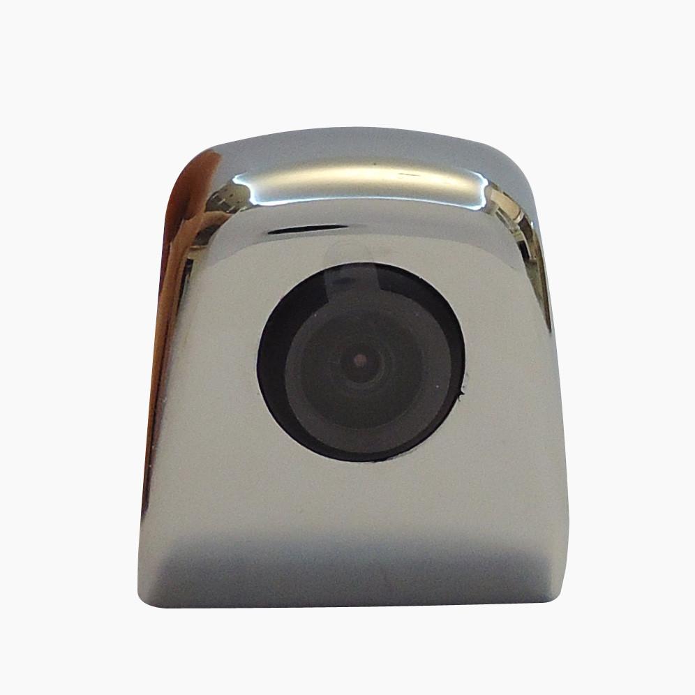 Камера заднього/переднього виду Prime-X MCM-15 (срібляста)