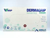 Перчатки латексные ДермаГрип Классик (DermaGrip Classic, WRP), размер «S», 50пар/упак., фото 1