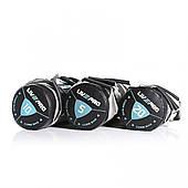 Мешок с ручками для кроссфита, воркаута LivePro POWER BAG, вес 15 кг, черный/серый