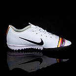 Сороконіжки Nike Mercurial Vapor XII Academy CR7 TF (41-44), фото 2