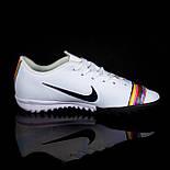Сороконожки Nike Mercurial Vapor XII Academy CR7 TF (41-44), фото 2