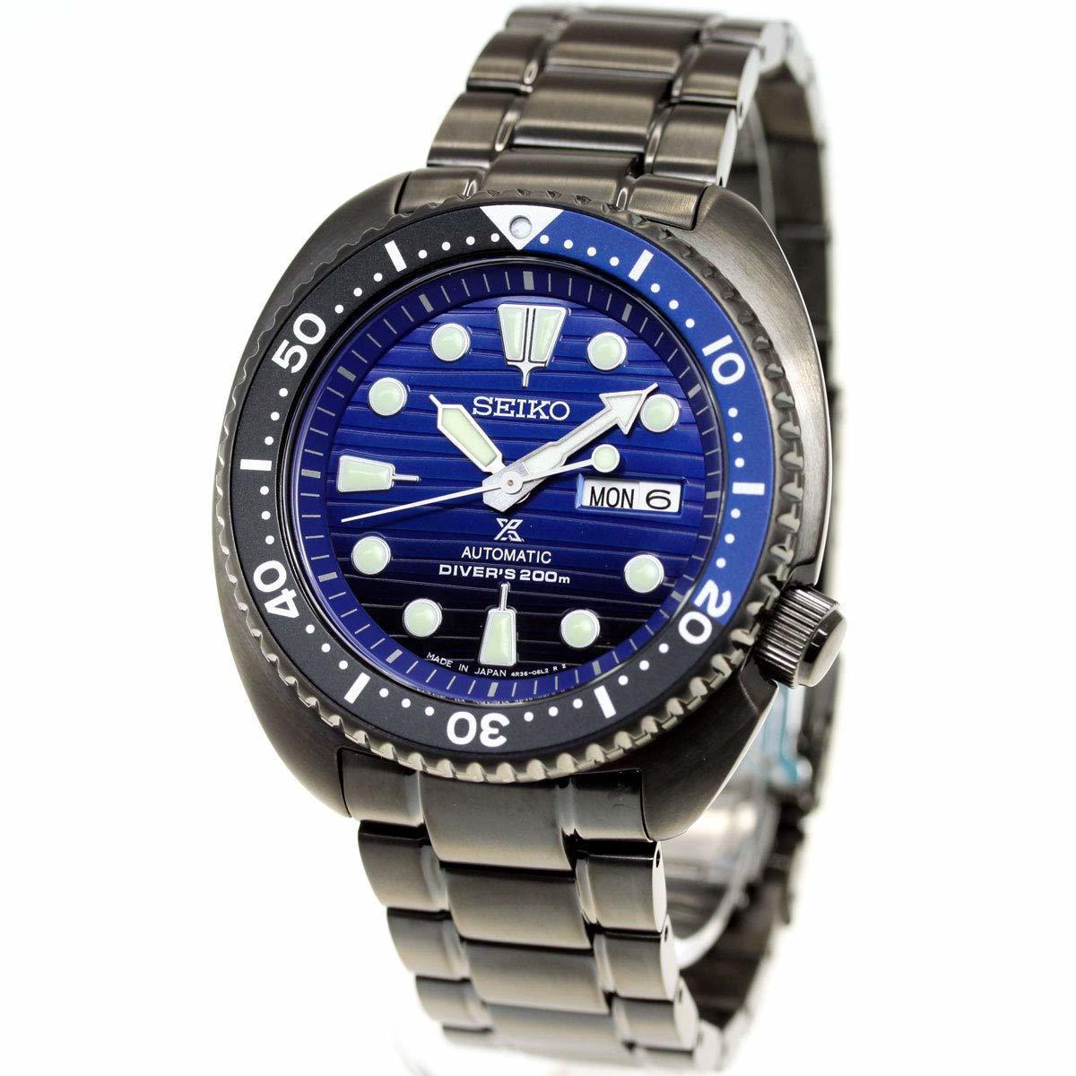 Мужские часы Seiko SRPD11 Prospex Turtle Diver's Automatic