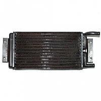 Радиатор отопителя КАМАЗ (4-х рядн.) (медный) (Автомаш 1206.8101060-10)