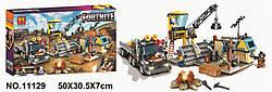 Конструктор Bela Fortnite Оборона шахты, 654 детали (аналог Лего)