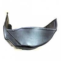 Подкрылок локер КАМАЗ Евро со спалкой (правый) (Мастер-Пласт), LOKER-54105